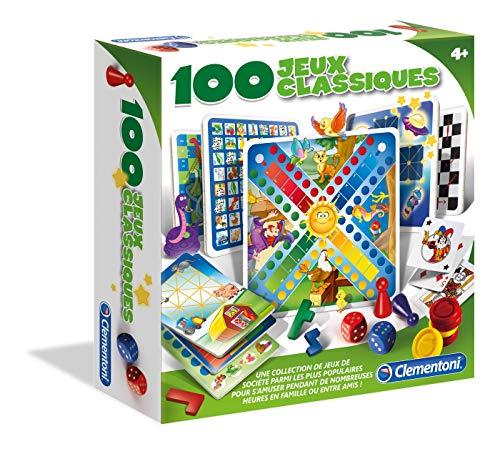 Clementoni 52183.8 – 100 Juegos de colección.