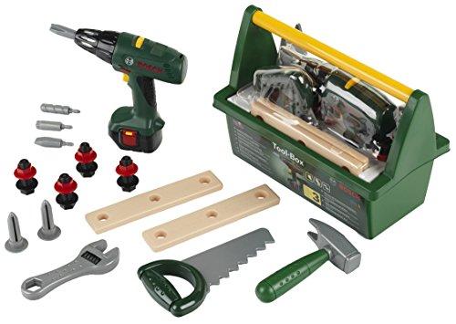 Theo Klein 8429 Caja de herramientas Bosch, Con...