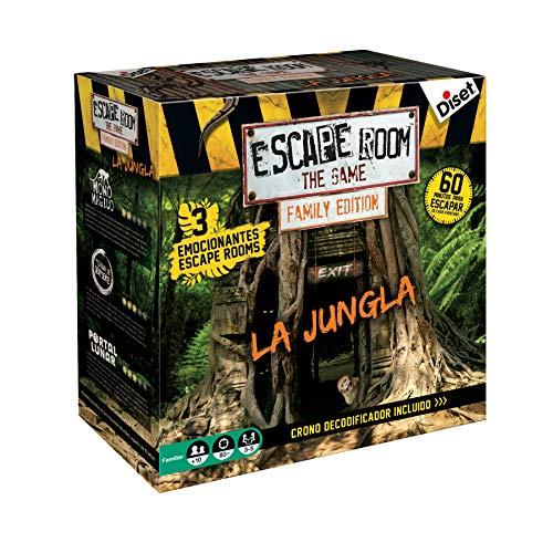 Diset - Escape Room The Jungle family edition -...