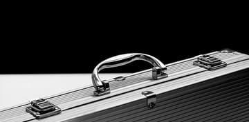 maletínes de aluminio