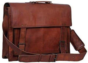Maletín de cuero Komal's Passion Leather