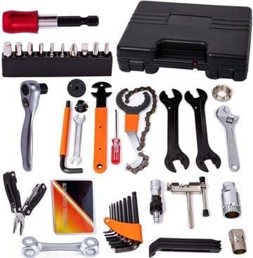 Maletín herramientas bicicleta COZYROOMY