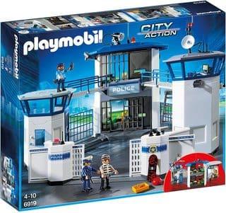Maletín Policía Playmobil Prision